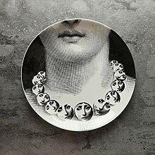 BOOMZZ Reine Décoration d'art en Céramique