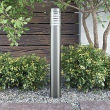 Borne de jardin extérieure en acier inoxydable