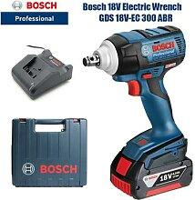 Bosch – clé électrique sans fil GDS 18V-EC 300