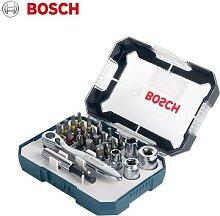 Bosch-jeu d'embouts de tournevis électrique,
