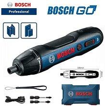 Bosch – jeu de tournevis électriques Go 2,