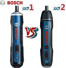 BOSCH – Mini-tournevis électrique GO 2, sans