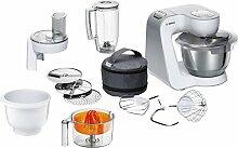 Bosch MUM58243 Robot de Cuisine 1000 W, 3,9 L,