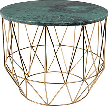 Boss - Table d'appoint marbre