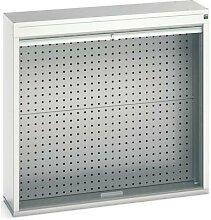 bott 1 armoire verso à porte rideau 1050x300x1000