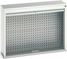 bott 1 armoire verso à porte rideau 1050x300x800