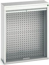 bott 1 armoire verso à porte rideau 800x300x1000
