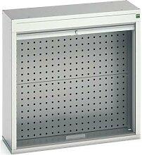 bott 1 armoire verso à porte rideau 800x300x800 -
