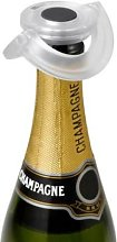 Bouchon Adhoc a champagne transparent Gusto