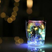 Bouchon de bouteille de guirlande lumineuse a DEL