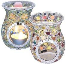 Bougie aromathérapie, four de Table, lampe