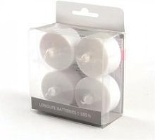 Bougie led 4pieces 139600