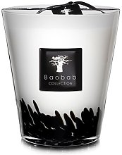 Bougie MAX 16 FEATHERS de Baobab Collection