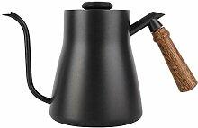 Bouilloire à café goutte à goutte en acier