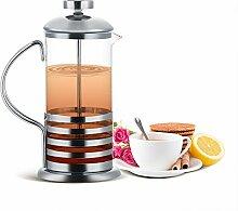 Bouilloire à café, théière, cafetière en