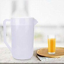 Bouilloire à eau en plastique transparent 4000 ml