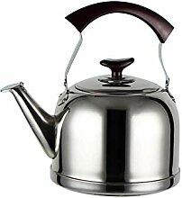 Bouilloire à sifflet en Bouilloire à thé avec