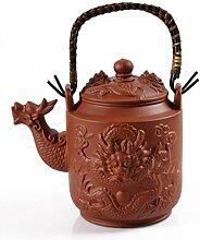 Bouilloire à thé avec infuseur 780ml théière