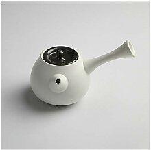 Bouilloire à thé avec infuseur Céramique Ding