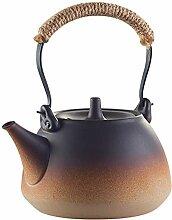Bouilloire à thé avec infuseur Céramique haute