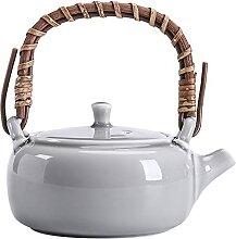 Bouilloire à thé avec infuseur Poignée