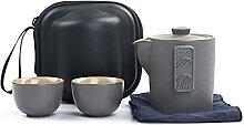 Bouilloire à thé avec infuseur Thé de voyage