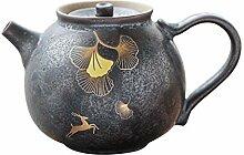 Bouilloire à thé avec infuseur Théière en
