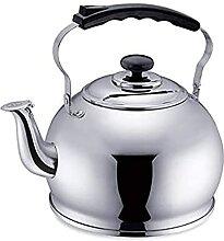 Bouilloire à thé en acier inoxydable ,