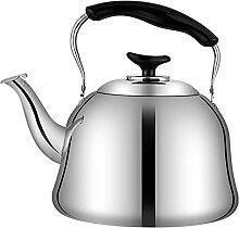 Bouilloire à thé en acier inoxydable 3L-6L avec