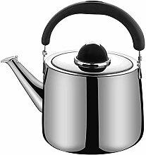 Bouilloire à thé en acier inoxydable cuisinière