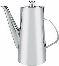 Bouilloire à thé en acier inoxydable non toxique