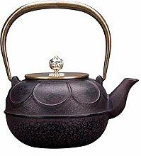 Bouilloire à thé en fonte Théière en fonte