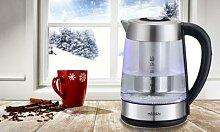 Bouilloire à thé LED 1 7 L 2200 W