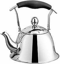 Bouilloire à thé robuste, cuisinière, théière