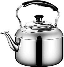 Bouilloire à thé sifflante en acier inoxydable
