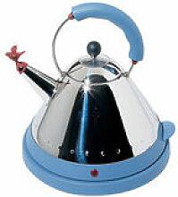 Bouilloire électrique Oisillon - Alessi bleu en