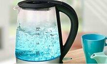 Bouilloire électrique Tea Light LED 1 7 L
