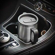 Bouilloire Portable 12V 500ML, tasse à café de