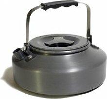 Bouilloire vaisselle camping aluminium 0,9 l
