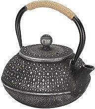 Bouilloires à thé japonaises de 0,8 L, théière