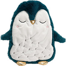 Bouillotte traditionnelle pingouin