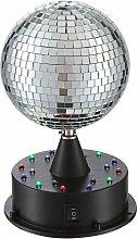 Boule à facettes LED boule disco éclairage de