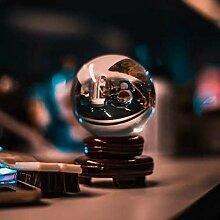 Boule de Cristal 80mm Clear Verre Crystal Sphère