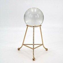 Boule de Cristal CLEAR CRISTAL CRISTAL BALL SPHERE