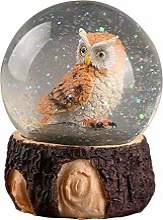 Boule de Cristal Crystal Ball ornementation