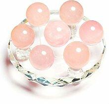 Boule de Cristal Crystal Naturel Crystal Rose