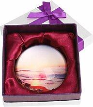 Boule de Cristal Personnalisé avec Votre Photo