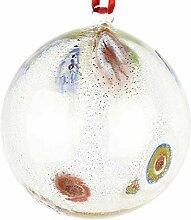 Boule de Noël – Millefiori fantaisie