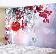 Boule suspendue décorative, tapisserie murale de