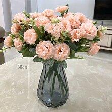 Bouquet de fleurs artificielles Strobilus